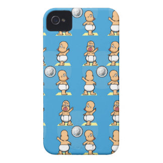 Boogie-Baby iPhone 4 Cover