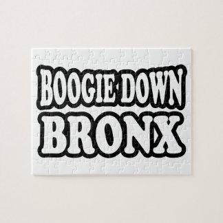 Boogie unten Bronx, NYC Puzzle