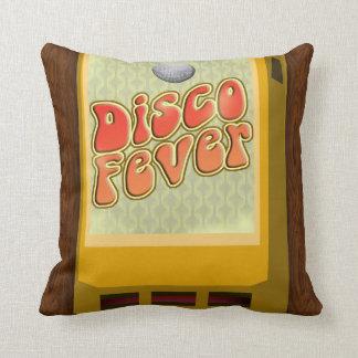 Boogie-unten Disco-Fieber Kissen