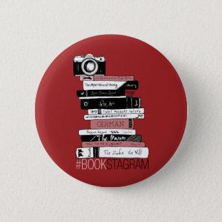 Bookstagram Runder Button 5,1 Cm