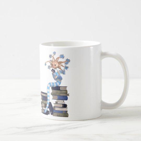 Bookworm Kaffeetasse
