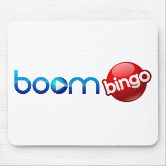 Boom-Bingo-Zusätze Mousepads