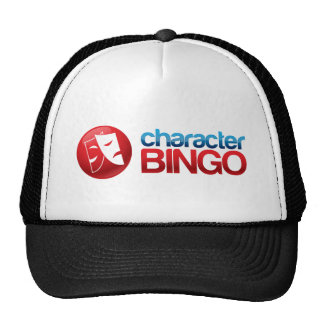 Boom-Charakter-Bingo-Gang Trucker Caps