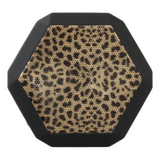 Boombot REX/Leopard Druck-Lautsprecher Schwarze Bluetooth Lautsprecher