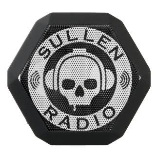 Boombotix x Sullen tragbarer RadioLautsprecher Schwarze Bluetooth Lautsprecher
