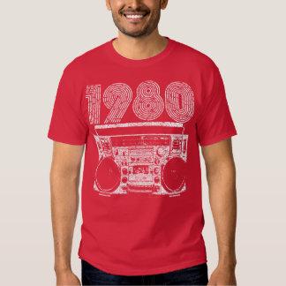 Boombox 1980 shirt