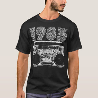 Boombox 1983 T-Shirt