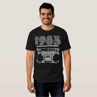 Boombox 1983 tshirt