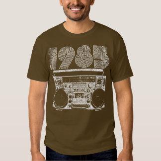 Boombox 1985 hemd