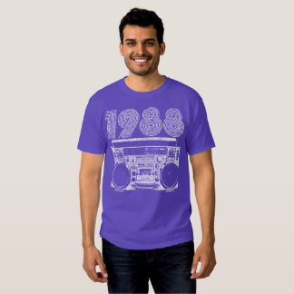 Boombox 1988 t shirts