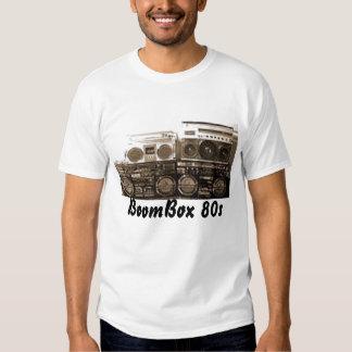 BoomBox 80er Shirt