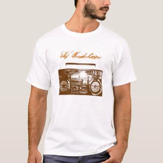 boombox, DJ Windchaser T-Shirt