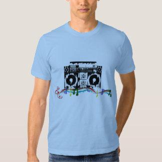 Boombox Einschmelzen Shirts
