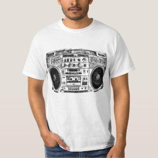 Boombox Graffiti T-Shirts