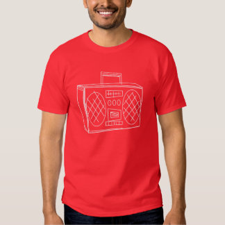 Boombox Hemden