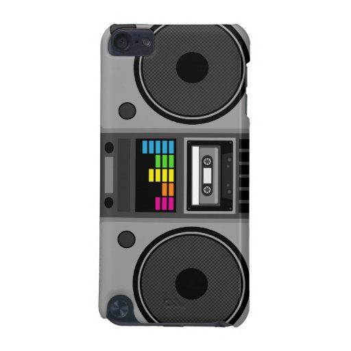 Boombox Musik-iPod-Kasten