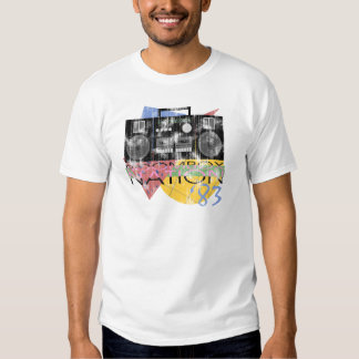 Boombox Nation 83 T-Shirt
