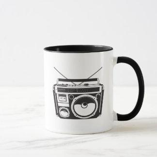 ☞ Boombox Oldschool / Cassette Player Tasse