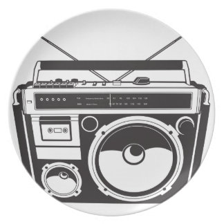 ☞ Boombox Oldschool / Cassette Player Teller