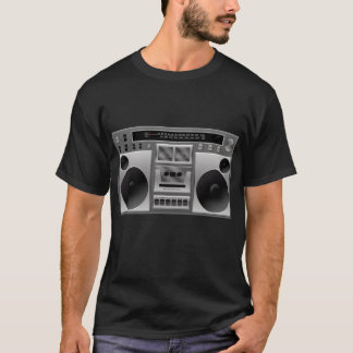 Boombox Radiographik T-Shirt