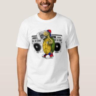 Boombox Schildkröte T Shirt
