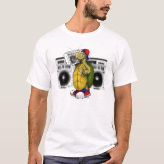 Boombox Schildkröte T-Shirt