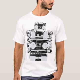 Boombox Tanz-Roboter T-Shirt