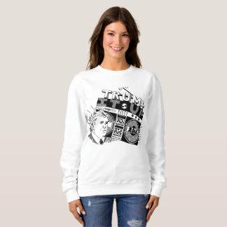 Boombox TRUMPF ES HERAUF Crewneck Sweatshirt