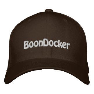"""BoonDocker"" FlexFit Brown Sledders.com Hut"
