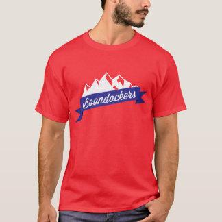 Boondockers Gebirgst-stück T-Shirt