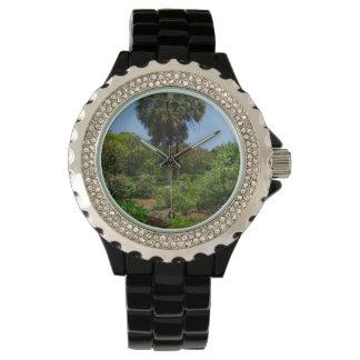 Boone Hall Garten Armbanduhr