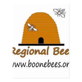 Boone regionale Imker-Vereinigung Postkarte