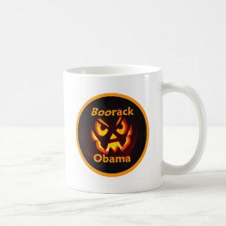 BOOrack Obama Halloween Kaffeetasse