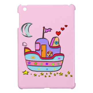 Boot nachts iPad mini hülle