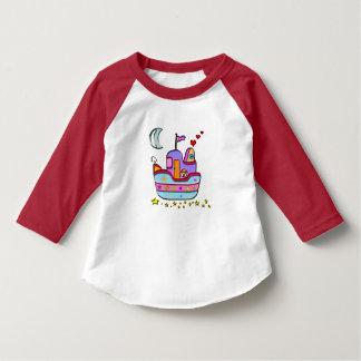 Boot nachts T-Shirt