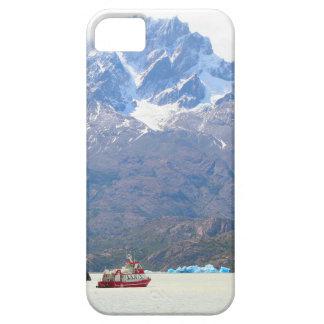 Boot und Berge, Patagonia, Chile Hülle Fürs iPhone 5