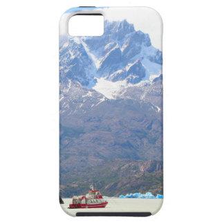 Boot und Berge, Patagonia, Chile Schutzhülle Fürs iPhone 5