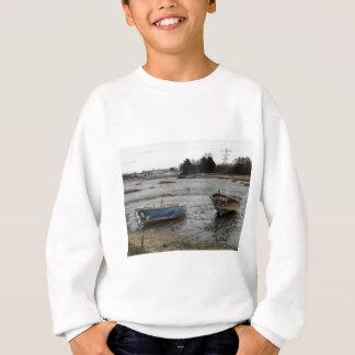 Boote in der Loch-Bucht, Dorset Sweatshirt