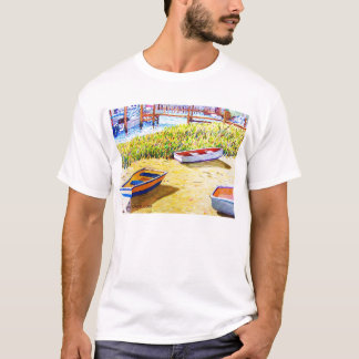 """""""Boote von Beaufort """" T-Shirt"""