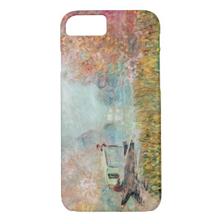 Boots-Studio Claude Monets | auf der Seine iPhone 8/7 Hülle