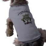 BOPE - Brasilianische Polizei Haustierkleidung