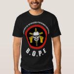 BOPE Tropa De Elite Brazilian Special-Polizeiaufge Hemden