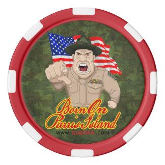BOPI Parris Insel-Poker-Chips Poker Chips