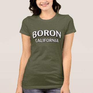 Bor Kalifornien T-Shirt