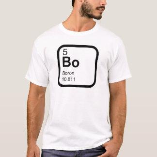 Bor - Periodensystemwissenschaft T T-Shirt