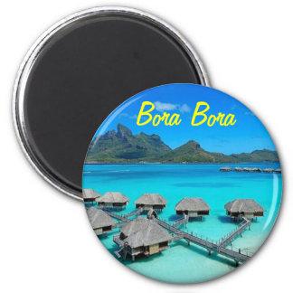 Bora Bora Magnet Kühlschrankmagnet