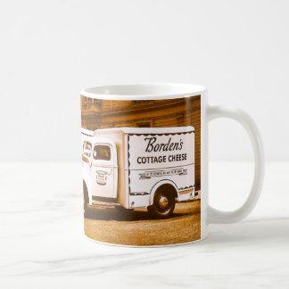 Bordens Hütten-Käse-LKW-Flotte Kaffeetasse