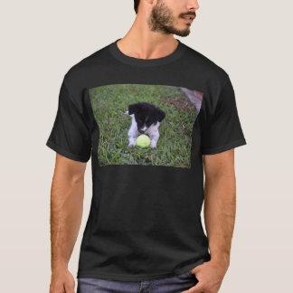 BORDER-COLLIE-HUND LÄNDLICHES QUEENSLAND T-Shirt