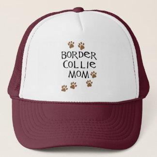 Border-Collie-Mamma Truckerkappe