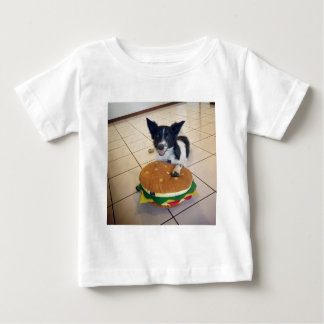 BORDER-COLLIE QUEENSLAND AUSTRALIEN BABY T-SHIRT